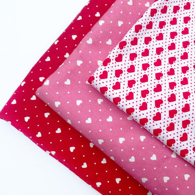 Queen Of Hearts Premium Fabric Felt