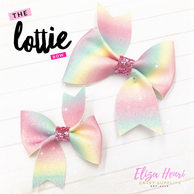 EXCLUSIVE The Lottie Bow Die Cutter- 3 sizes available