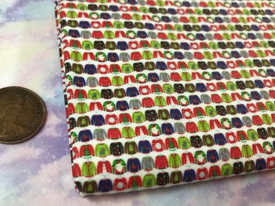 Xmas Jumpers Mini Artisan Fabric Felt