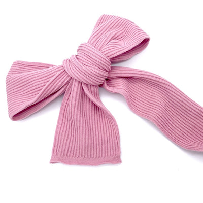 Ribbed Nylon Limitless Strips- Dusky Pink