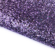 Lilacism Chunky Glitter Fabric