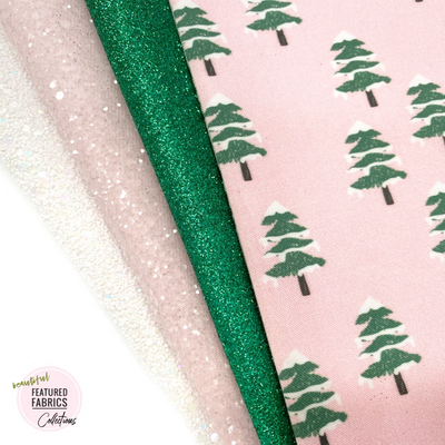 Winter Trees Collection- Beautiful Featured Fabrics