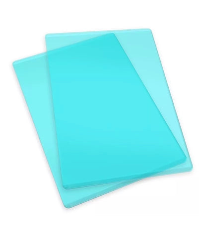 Sizzix Big Shot Mint Cutting Pads- Pairs.