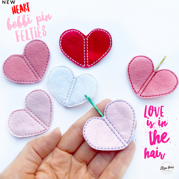 Heart Felties