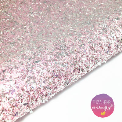 Irreplaceable Chunky Glitter Fabric