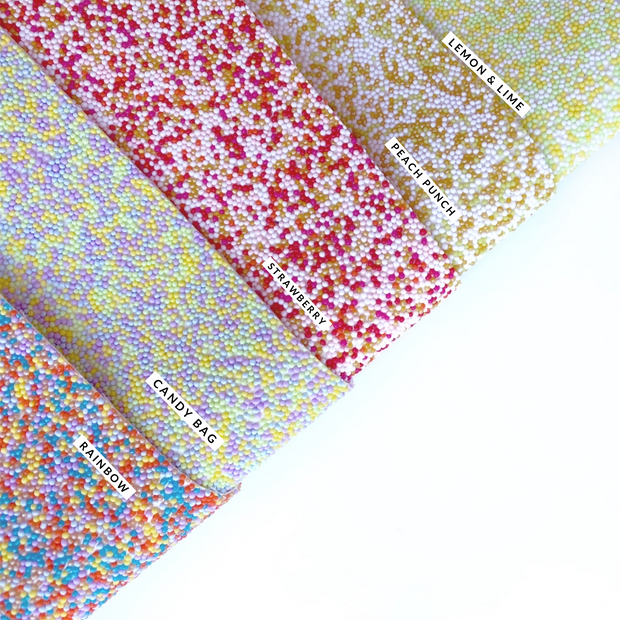 Summer Hundreds & Thousands Beaded Fabrics