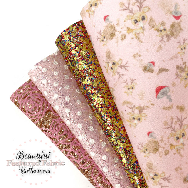 The Darling Deers Collection- Beautiful Featured Fabrics