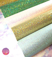 Honeycomb Sequin Glitter Fabric