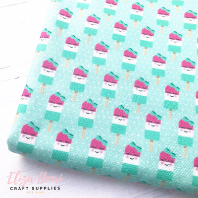 Bow Girl Lolly Ice Artisan Fabric Felt