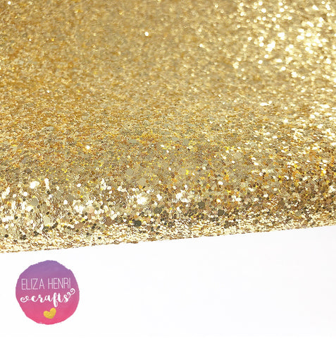 Show Stopper Chunky Glitter Fabric