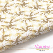 New Butterfly Gold Standard Fabric Felt
