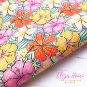 New Tropical Paradise Standard Fabric Felt