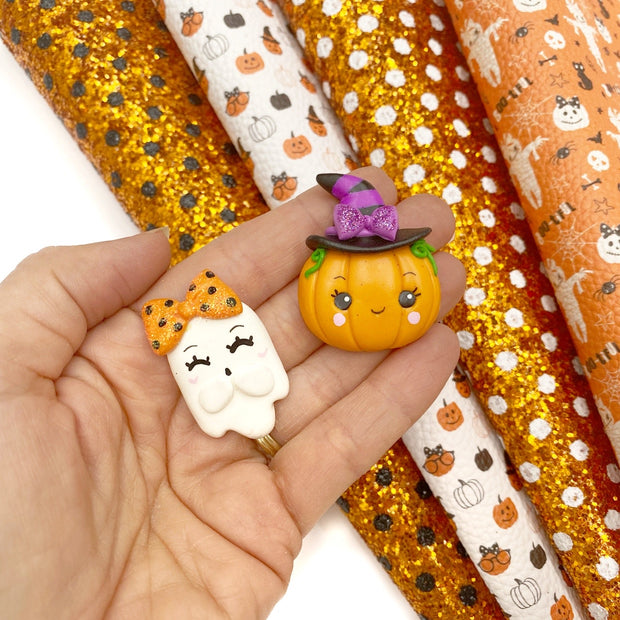 EXCLUSIVE Cute Halloween Gang Clay Charms