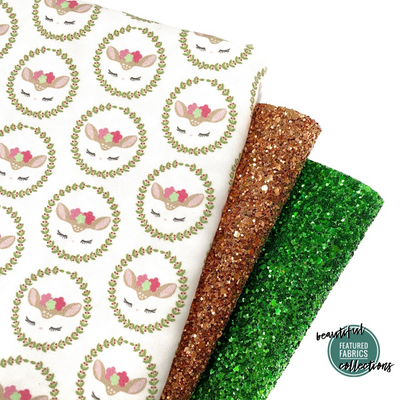 Little Fawn Collection- Beautiful Featured Fabrics