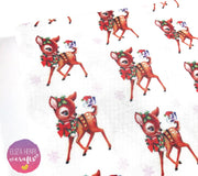 EHC Exclusive Little Winter Deer Fabric Felt