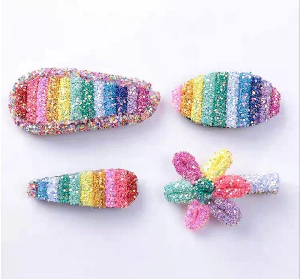 NEW Chunky Glitter Cord- As seen in June Bow Box