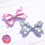 Pinchilicious Bow Template 3.5''