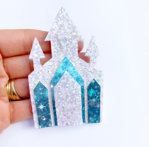 Exclusive Ice Castle Plastic Template