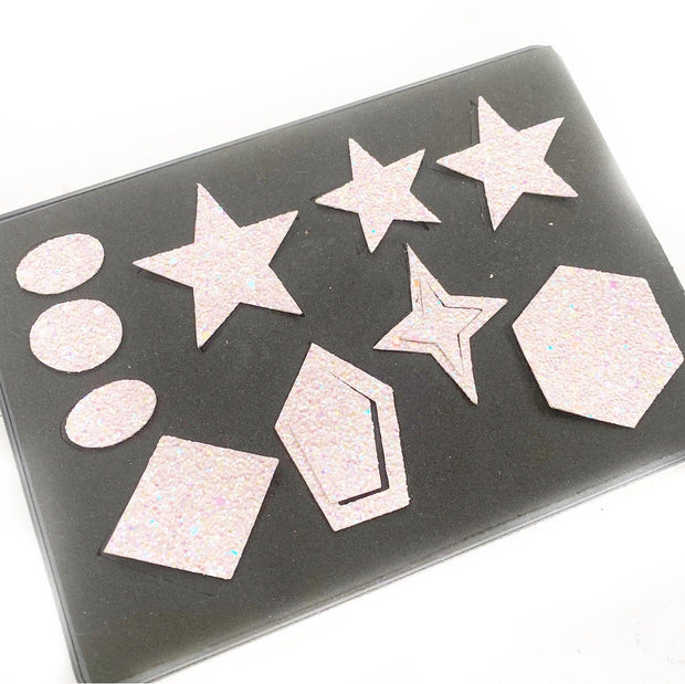 Exclusive Super Star- Star Mix Earring Die Cutter