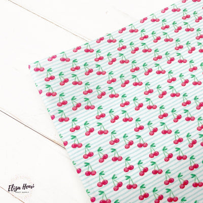 Cherry on Top premium Artisan Fabric Felt
