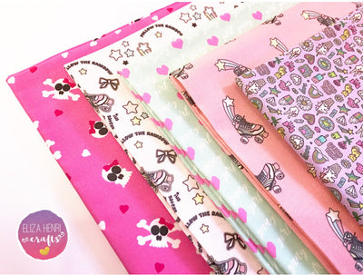 The Older Girls Collection- Luxury Artisan Fabric Felts