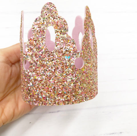 cake smash crowns diy