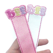 BFF Bookmark Felties