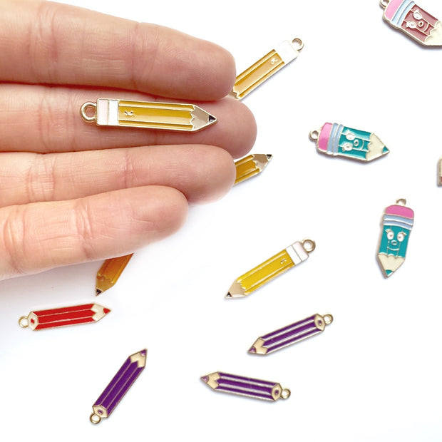 Pencil Charms
