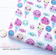 Kawaii Sweet Treats Artisan Fabric Felt