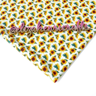 EHC Sunflower Bullet Fabric