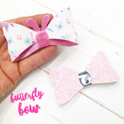 The Butterfly Bow EXCLUSIVE Hair Die OR Template