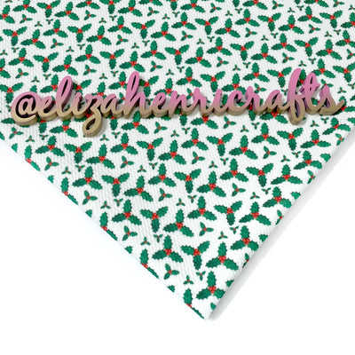 holly bullet fabric