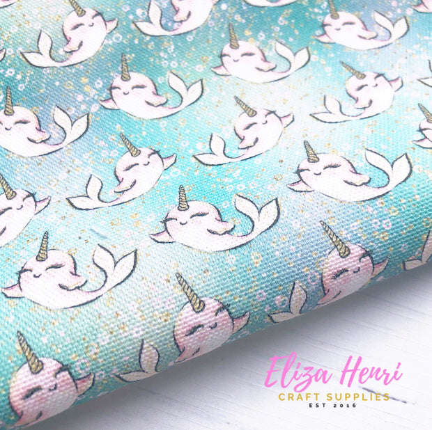 New Narwhal Besties Standard Fabric Felt