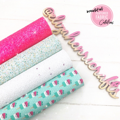 The Ice Lolly Collection- Beautiful Featured Fabrics
