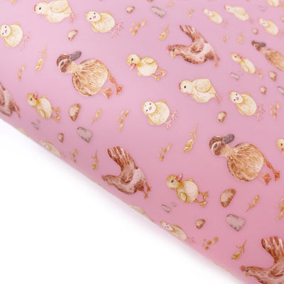 Chicks & Birds Jelly Fabric Sheets