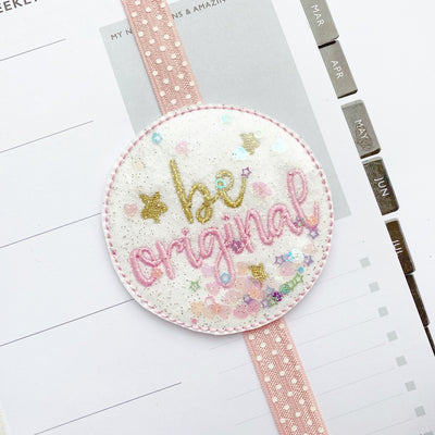 Be original Planner Bookmark Felties
