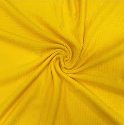 Sunflower Yellow Bullet Fabric
