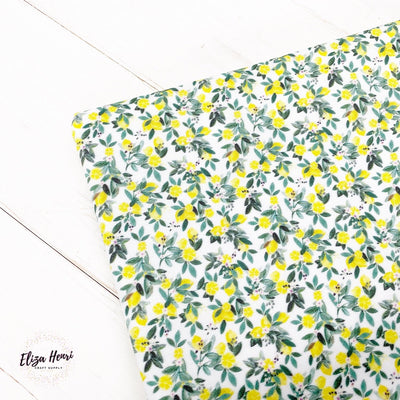 When life gives you lemons Premium Artisan Fabric Felt