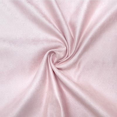 Baby Pink Luxury Suede Kisses Fabric
