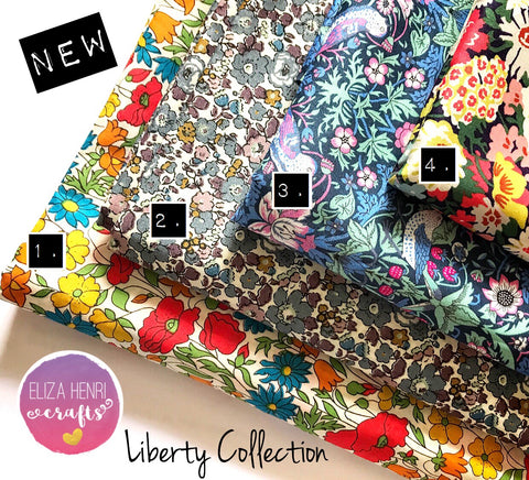 The Liberty Collection- Luxury Liberty of London Fabric Felts