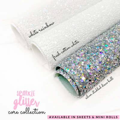 Sparkle Premium Lux Glitter collection- 3 Colours
