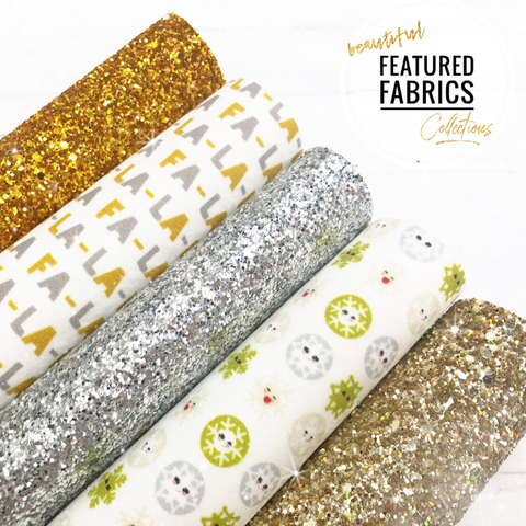 The Luxury Winter Collection- Beautiful Featured Fabrics
