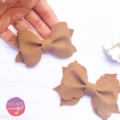 The Pinchie Perfect Bow Die Cutter