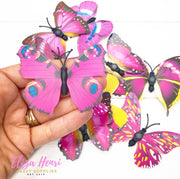 Butterfly 3D Embellishments- As seen in June Bow Box