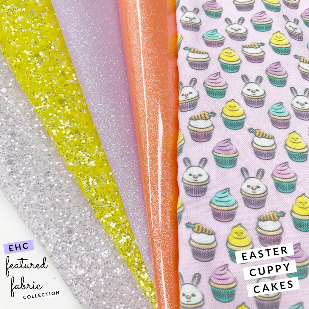 The Easter Cuppy Cake Collection- Fabulous Featured Fabrics