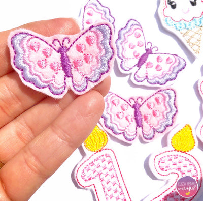 Butterfly Felties