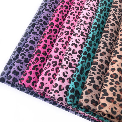Leopard Colour Me Artisan Fabric Felts