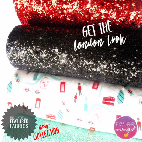 The London Look Collection- Beautiful Featured Fabrics
