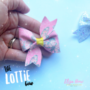 "Exclusive The Lottie Bow Template 2"", 2.5"" & 3"""