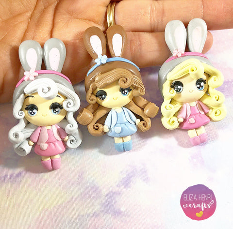 EXCLUSIVE Bunny Babes Clays